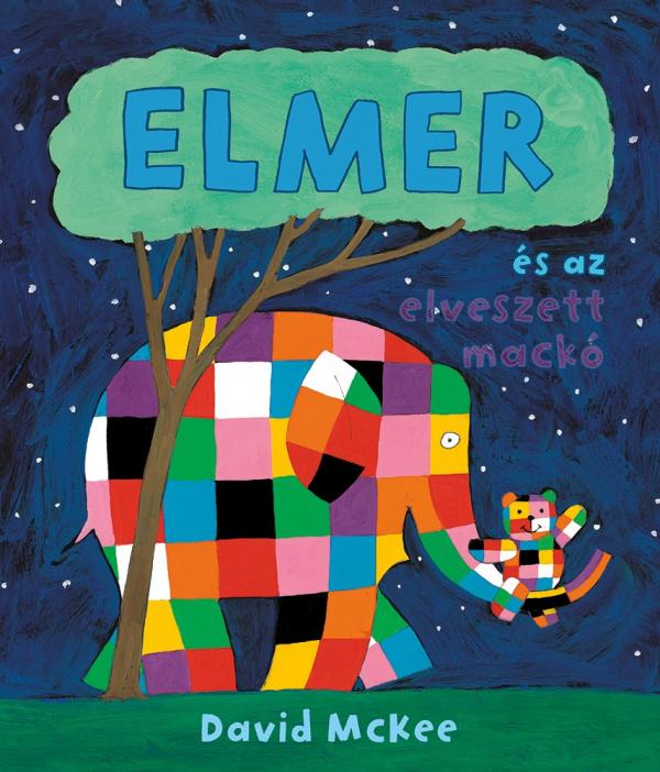 Elmer és az elveszett mackó