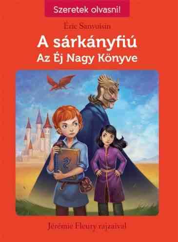 A Sárkányfiú 2. - Az Éj Nagy Könyve