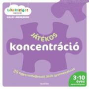 Játékos koncentráció ? 35 figyelemfejlesztő játék gyermekeknek