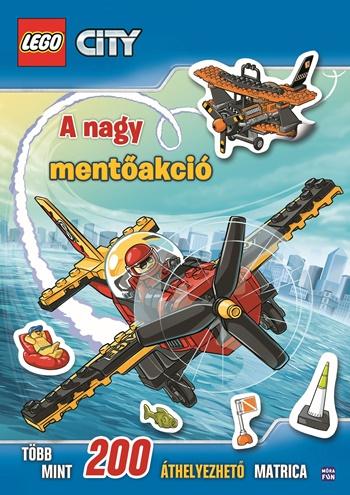 LEGO City - A nagy mentőakció