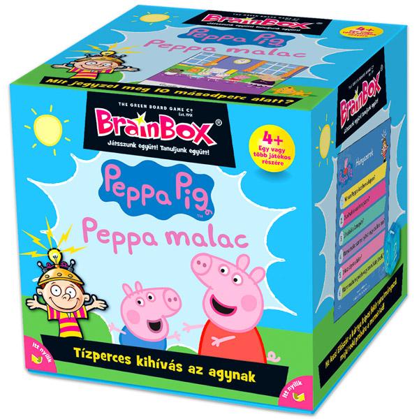 Brain Box - Peppa malac