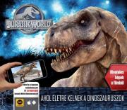 Jurassic World - Ahol életre kelnek a dinoszauruszok