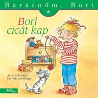 Bori cicát kap - Barátnőm, Bori füzetek