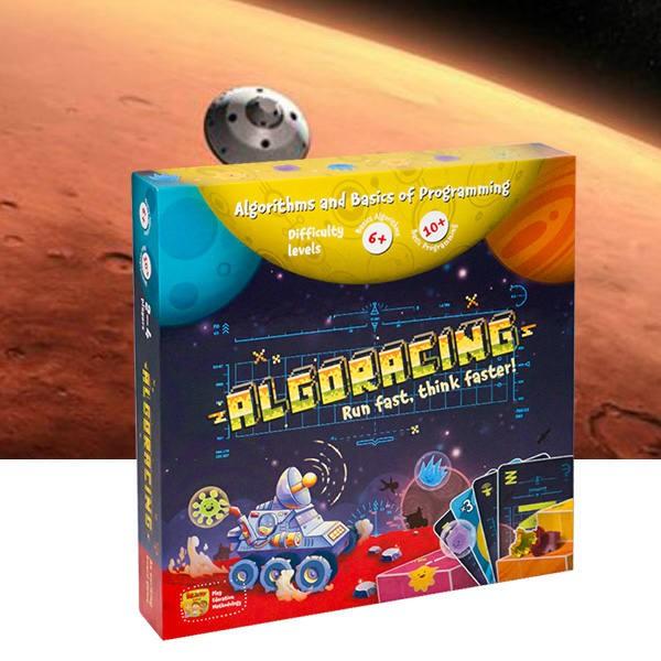Algoracing - Az algoritmus futam