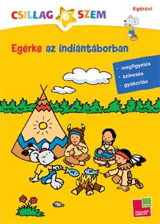 Egérke az indiántáborban