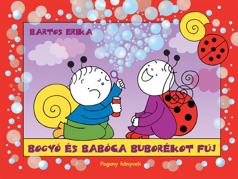 Bogyó és Babóca buborékot fúj