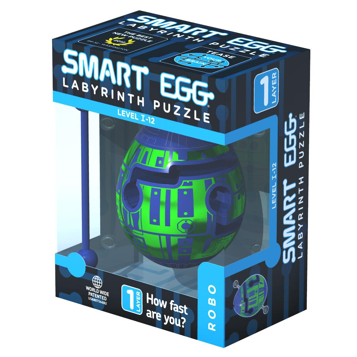 SMART EGG - Robo