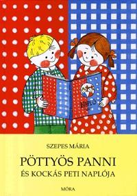 Pöttyös Panni 11. - Pöttyös Panni és Kockás Peti naplója