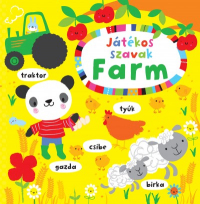 Játékos szavak - Farm