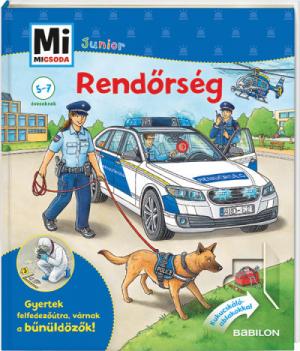 Mi Micsoda Junior - Rendőrség