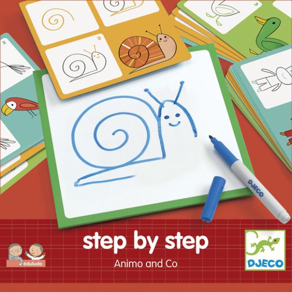 Lépésről lépésre - Állatok