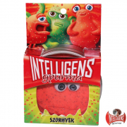 Intelligens Gyurma - Szörnyek - narancs