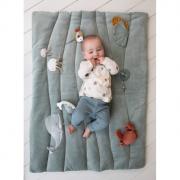 Játszószőnyeg - Tengeri állatok - menta