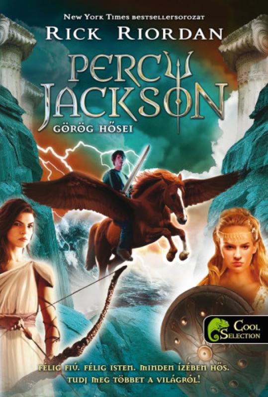 Percy Jackson és az olimposziak - Percy Jackson görög hősei