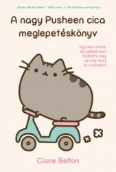 A nagy Pusheen cica meglepetéskönyv