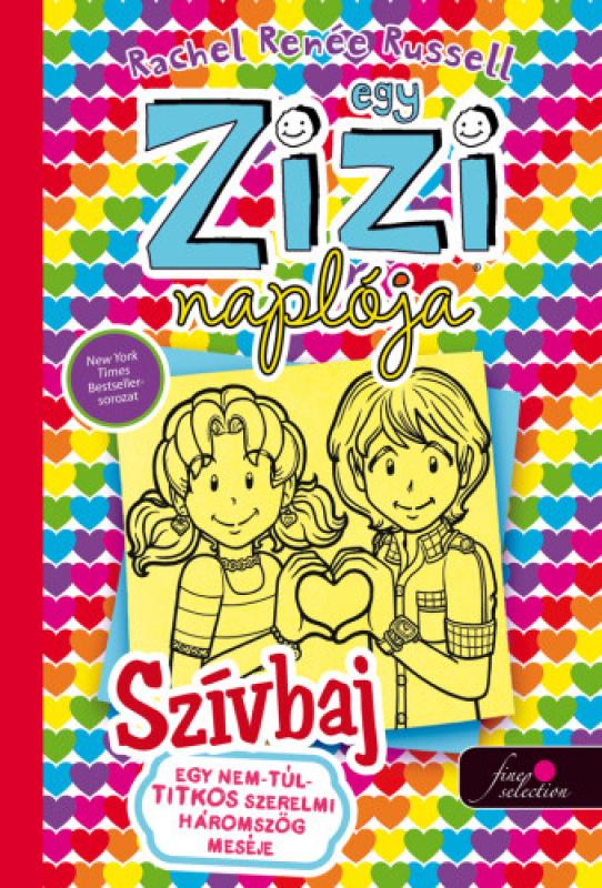 Egy Zizi naplója 12. - Szívbaj – egy nem túl titkos szerelmi háromszög meséje