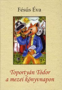 Toportyán Tódor a mezei könyvnapon