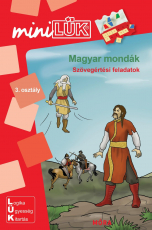 Magyar mondák - Szövegértési feladatok LDI259 - miniLÜK