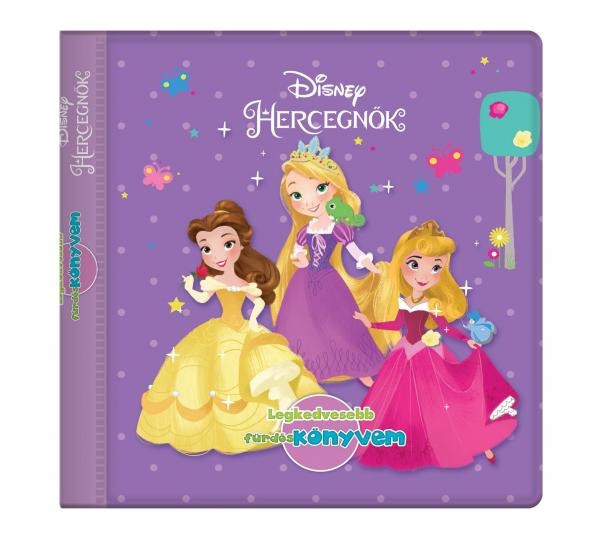 A legkedvesebb fürdős könyvem - Hercegnők