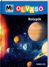 Mi Micsoda Olvasó - Bolygók