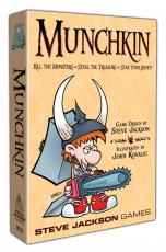Munchkin - Az alapjáték