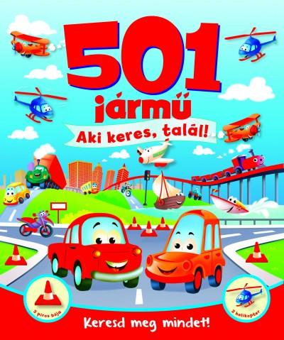501 jármű - Aki keres, talál!