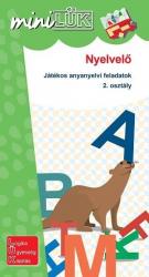 Nyelvelő - Játékos anyanyelvi feladatok 2. osztály LDI533 - miniLÜK