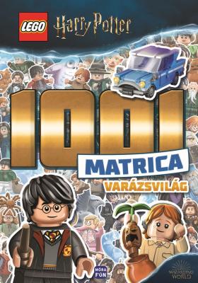LEGO Harry Potter - 1001 Matrica - Varázsvilág