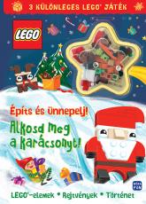 Alkosd meg a karácsonyt! - 3 különleges Lego játék