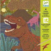Karcolgatós - Dinoszauruszok