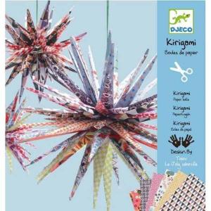 Kirigami - Papírgömbök
