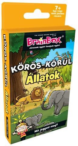 Brain Box - Körös-körül Állatok