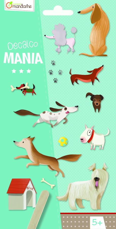 Satírozó matrica - Kutyák
