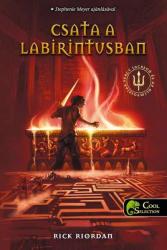 Percy Jackson és az olimposziak 4. - Csata a labirintusban (fűzött)