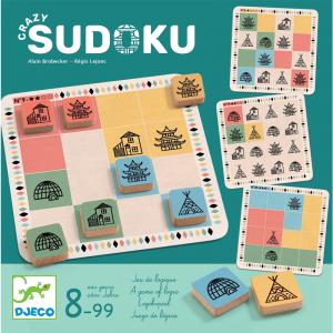 Crazy sudoku - Logikai játék