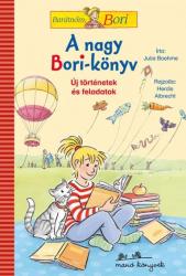 A nagy Bori-könyv - Barátnőm, Bori regények