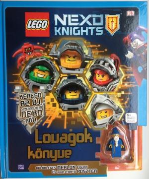 LEGO NEXO KNIGHTS - Lovagok könyve