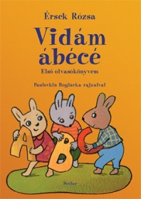 Vidám ábécé - Első olvasókönyvem
