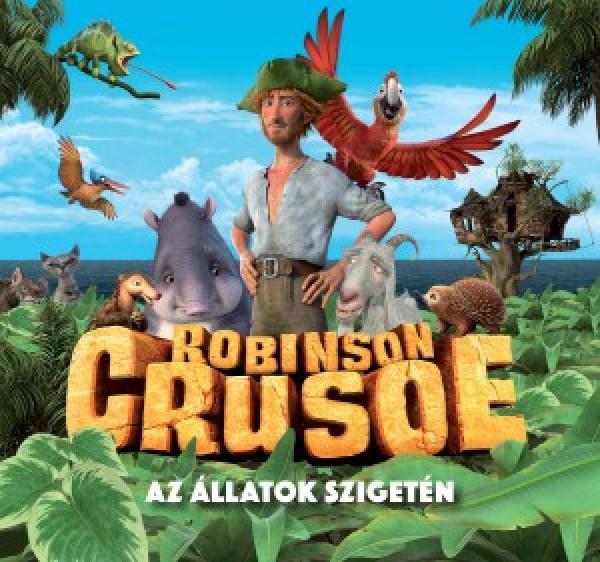 Robinson Crusoe - Az állatok szigetén