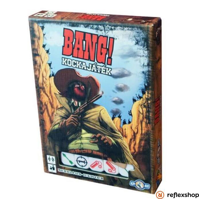 Bang! - Kockajáték