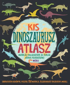Kis dinoszaurusz atlasz