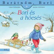 Bori és a hóesés - Barátnőm, Bori - Barátnőm, Bori füzetek