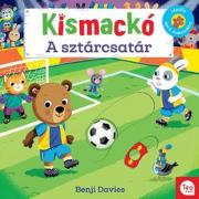 Kismackó a sztárcsatár - Kismackó