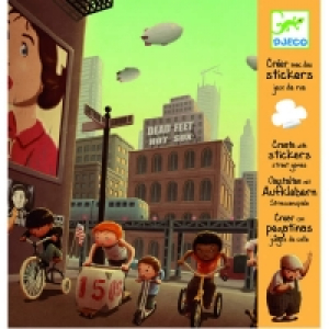 Matrica - Street games
