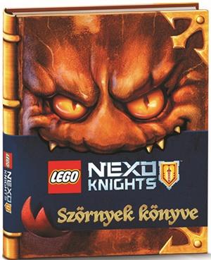 LEGO NEXO KNIGHTS - Szörnyek könyve