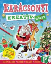 Karácsonyi kreatívkönyv