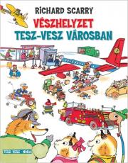Vészhelyzet Tesz-Vesz városban - Tesz-Vesz város