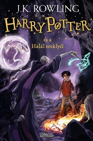 Harry Potter és a Halál ereklyéi - puha