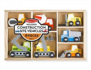 Fa járművek - Munkagépek