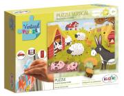 Vertikális Puzzle - Farm